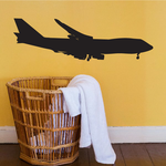 Commercial Airliner Landing Decal