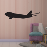 Commercial Airliner Decal