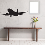 Large Airliner Taking Off Decal