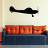 Lightweight Propellor Plane Decal