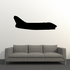 Jet Fighter Plane Decal