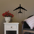 WWII Bomber Flight Decal