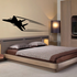 Jet Fighter Zoom Decal