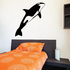 Graceful Leaping Killer Whale Decal