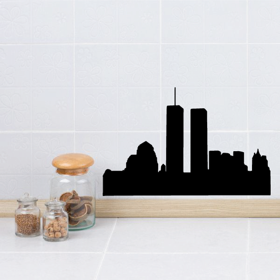 NYC New York Decal