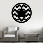 Star and Stripes Decal
