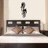 Flared Tribal Seahorse Decal