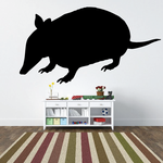 Reserved Armadillo Decal
