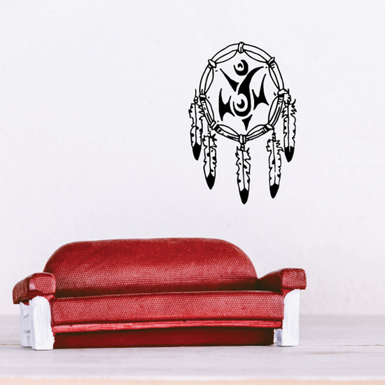 Tribal Dream Catcher Decal