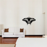 Butterfly Wall Decal - Vinyl Decal - Car Decal - CF218