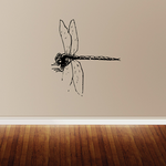 Drifting Fast Dragonfly Decal