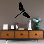 Solid Wings Dragonfly Decal