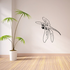 Darcy the Dragonfly Decal