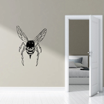 Ready to Attach Bee Decal