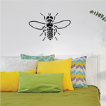 Partition Fly Decal
