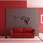 Fish Wall Decal - Vinyl Decal - Car Decal - DC259