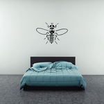 Common House Fly Decal