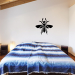 Mighty Winged Insect Decal