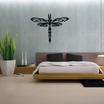 Ancient Dragonfly Decal
