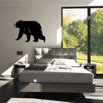 Lurking Bear Decal