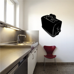 Toaster Decal