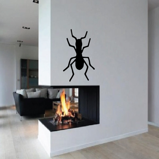 Super Basic Ant Decal