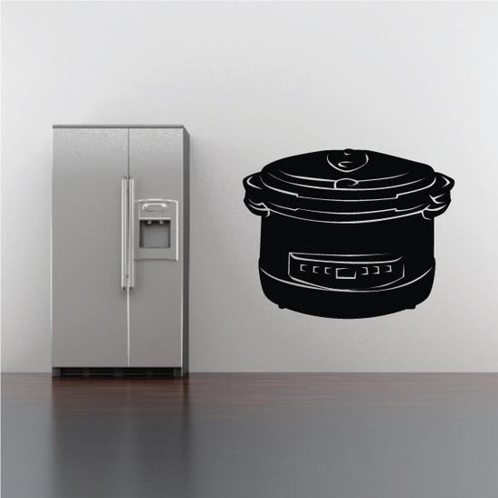Crock Pot Decal