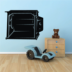 Toaster Oven Decal