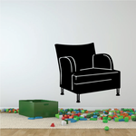 Big Chair Decal