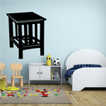 End Table Decal
