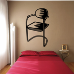 Office Chair Decal