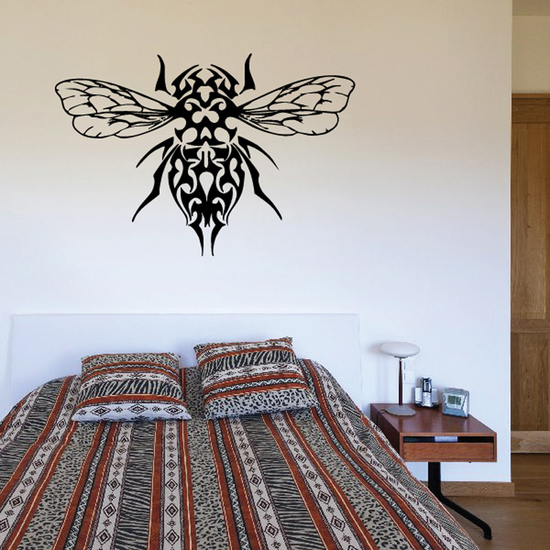 Grand Tribal Bee Decal