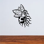 Ricky Wicked Wasp Decal