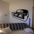 Two Person Sofa Decal