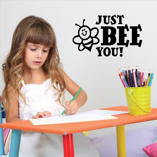 Just Bee You! Decal