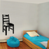 Wooden Chair Decal