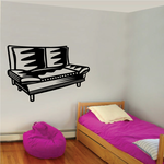 Love Seat Decal