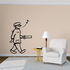 Doctor Bone Saw Wall Decal - Vinyl Decal - Car Decal - Business Decal - MC27