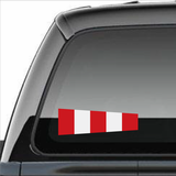 Nautical Flag Number Stickers