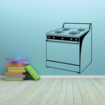 Stove Top Oven Decal