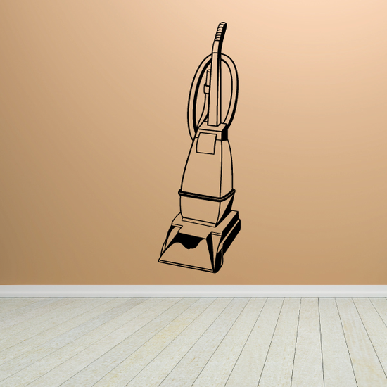 Carpet Cleaner Decal