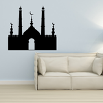 Sultan Ahmed Mosque Decal