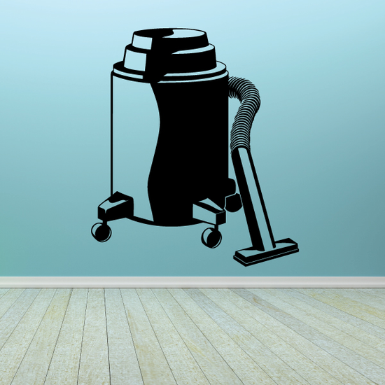 Shop Vac Decal