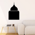 Islamic Mosque Building Decal