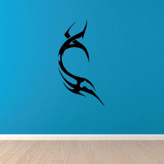 Fish Wall Decal - Vinyl Decal - Car Decal - DC270