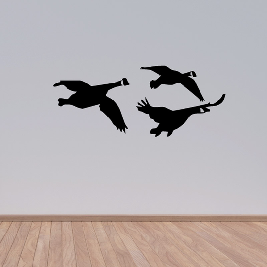 Duck Wall Decal - Vinyl Decal - Car Decal - DC013