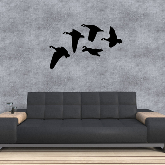 Duck Wall Decal - Vinyl Decal - Car Decal - DC015