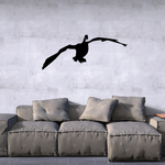 Duck Wall Decal - Vinyl Decal - Car Decal - DC016