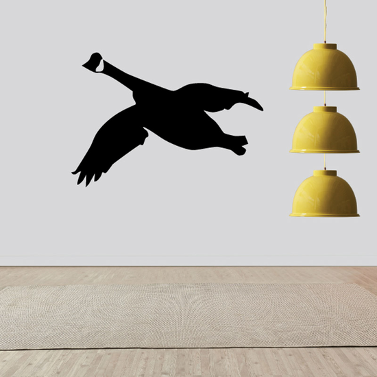 Duck Wall Decal - Vinyl Decal - Car Decal - DC018