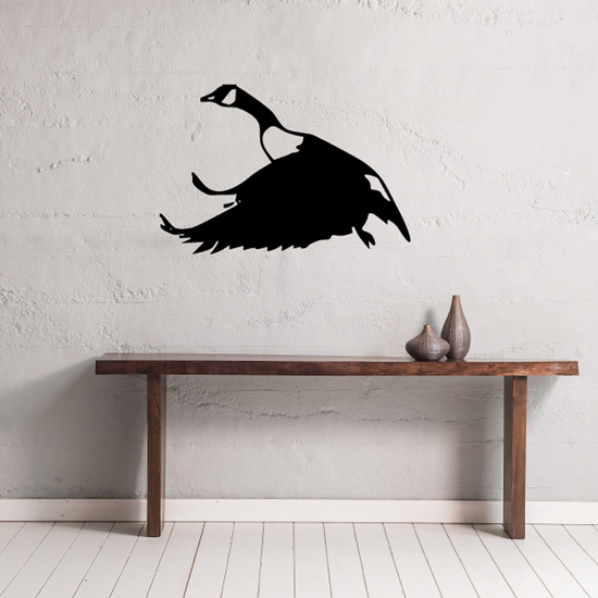 Duck Wall Decal - Vinyl Decal - Car Decal - DC023